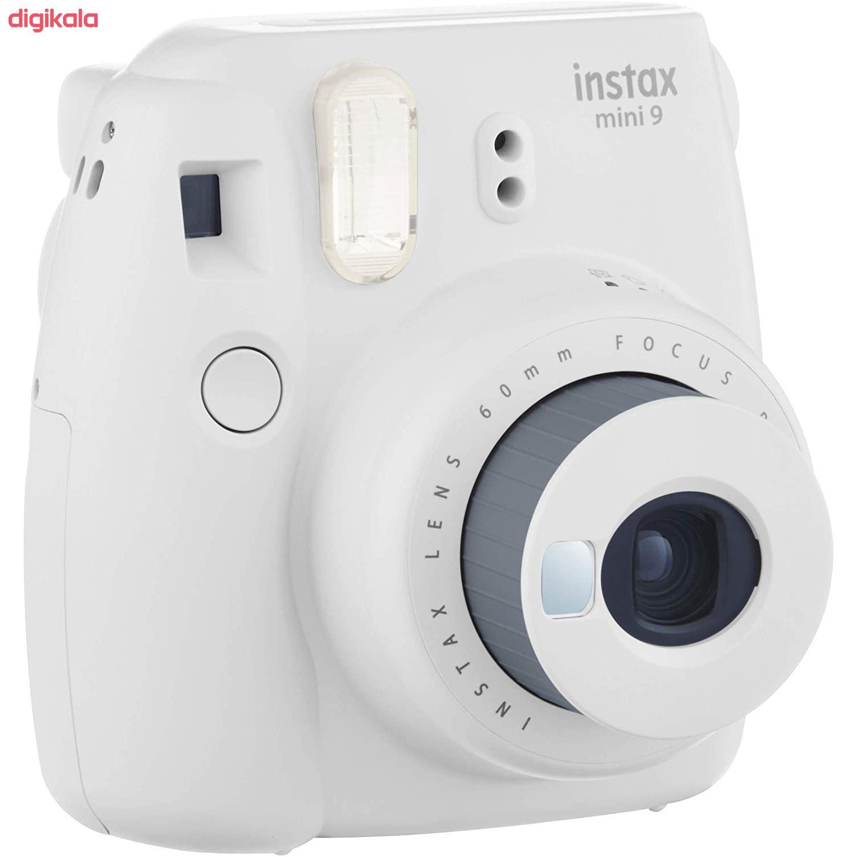 دوربین عکاسی چاپ سریع فوجی فیلم مدل Instax Mini 9 به همراه  فیلم مخصوص main 1 39