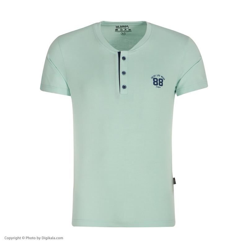 ست تی شرت و شلوار راحتی مردانه مولی جون مدل 2431101-5479