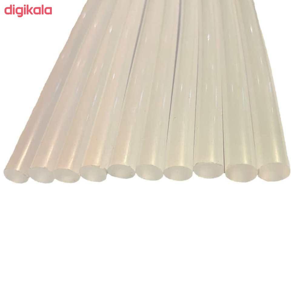 چسب حرارتی کد TT01 قطر 7 میلی متر بسته 10 عددی main 1 1