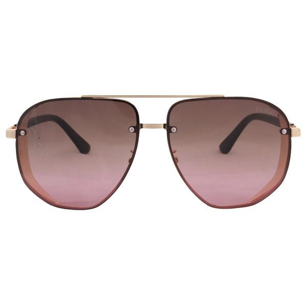عینک آفتابی زنانه گوچی مدل GC012ROSE