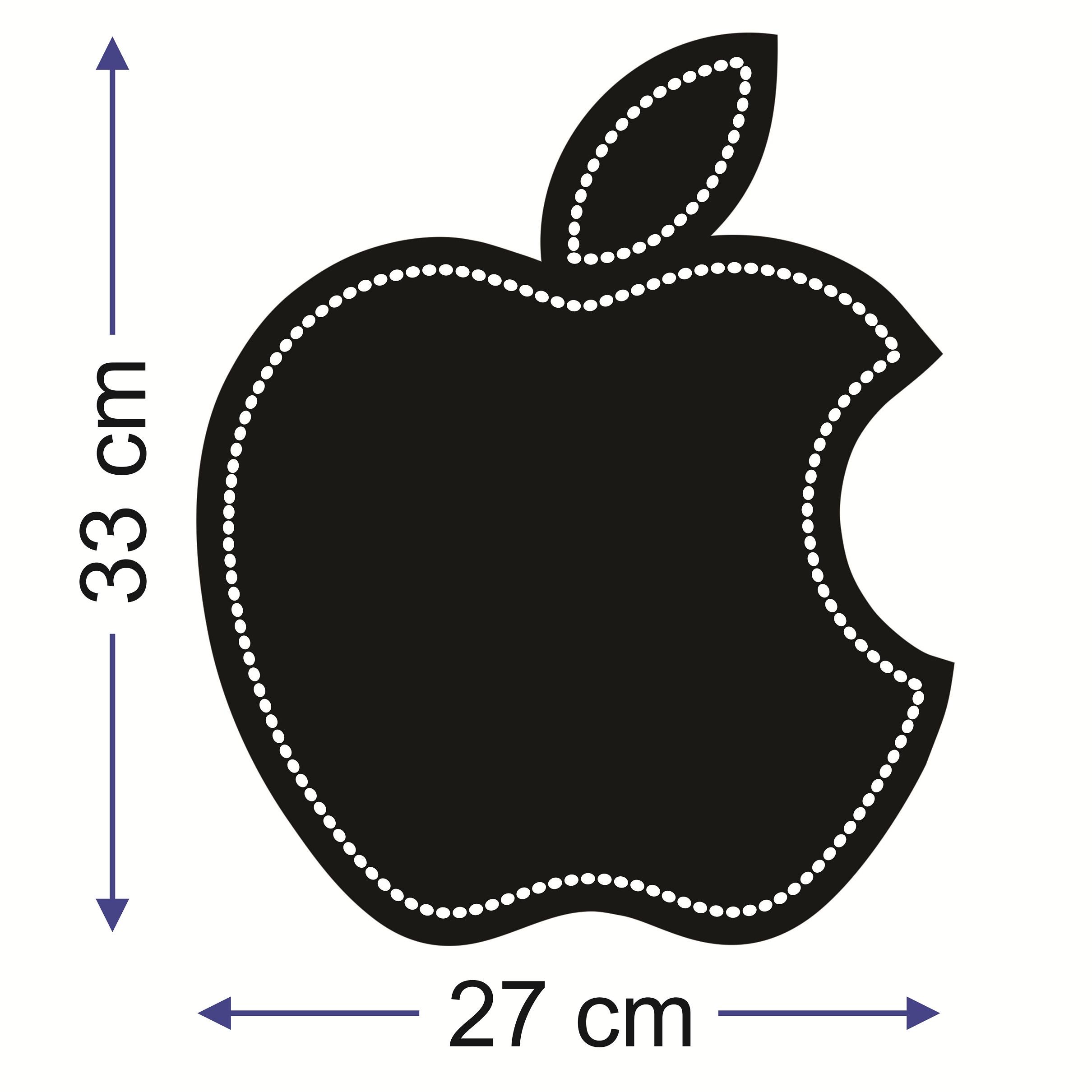 قیمت                      تابلو ال ای دی طرح اپل کد ۱۸۰