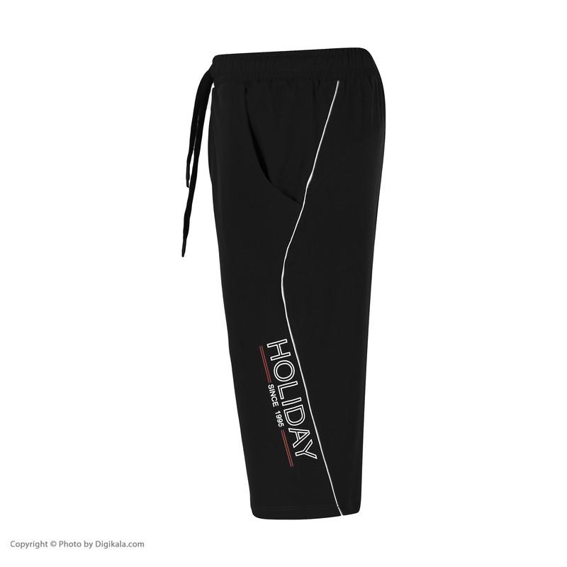 شلوارک ورزشی مردانه هالیدی مدل 814722-black
