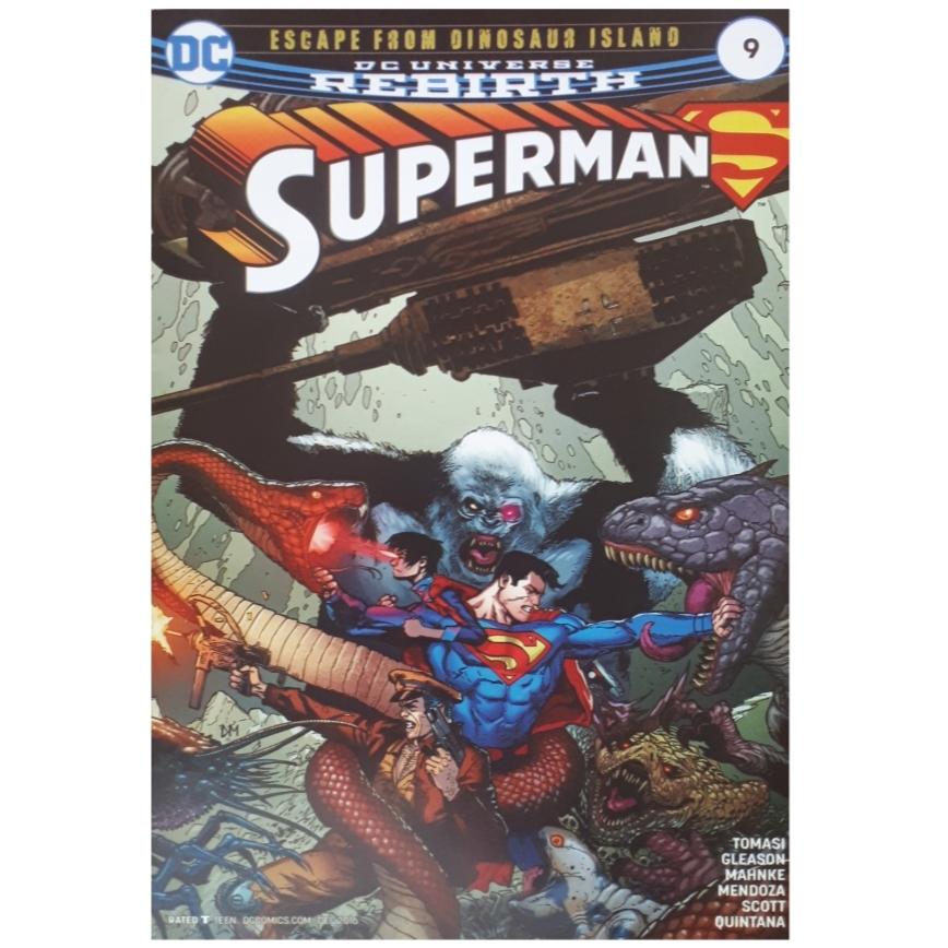 مجله Superman دسامبر 2016