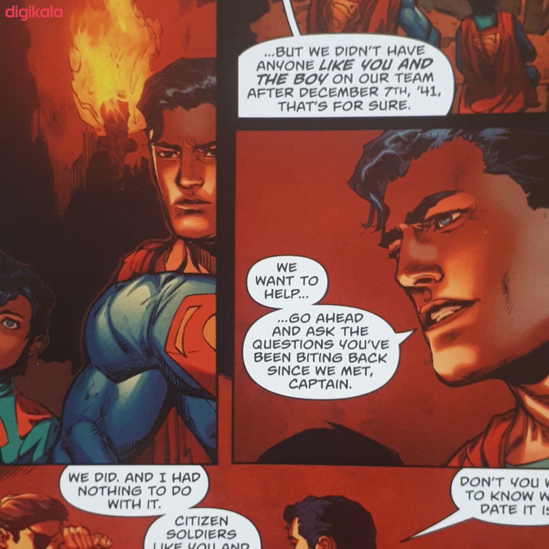 مجله Superman دسامبر 2016 main 1 4