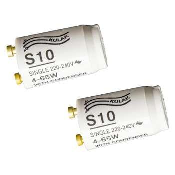 استارت مهتابی کولاک کد S65 بسته 2 عددی