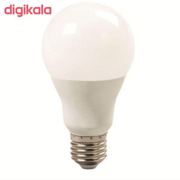 لامپ ال ای دی 12 وات کد B22 پایه E27  main 1 3