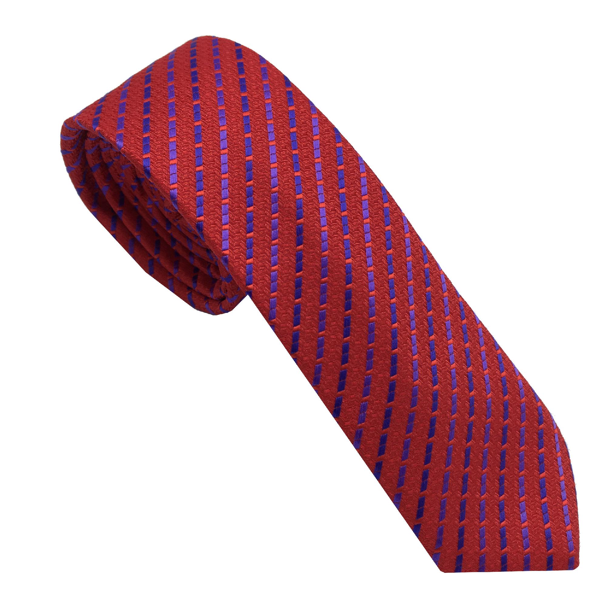 ست کراوات و دستمال جیب مردانه هکس ایران مدل KT-MD06