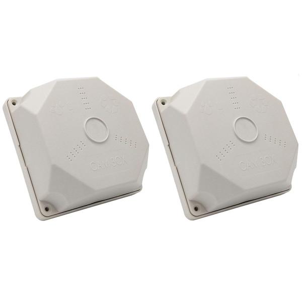 پایه دوربین مداربسته کم باکس مدل CA-13 بسته 2 عددی