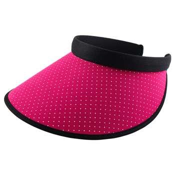 کلاه آفتابگیر زنانه کد K-154