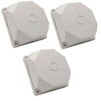 پایه دوربین مداربسته کم باکس مدل CA-13 بسته 3 عددی