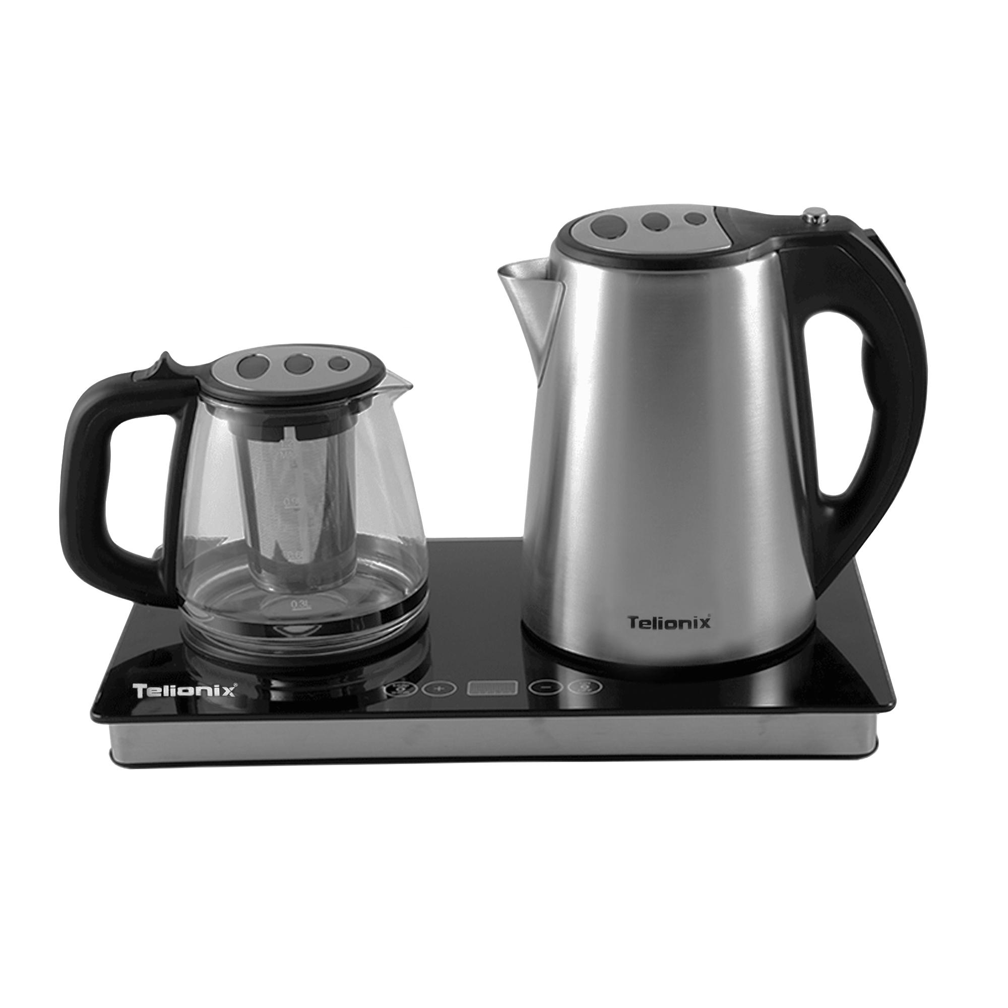 قیمت                      چای ساز تلیو نیکس مدل TTM5099