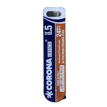 نوک مداد نوکی 0.5 میلی متری کرونا کد 140053