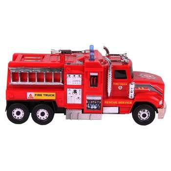 ماشین بازی طرح آتش نشانی کد 3456