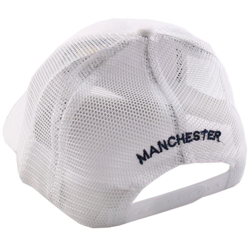 کلاه کپ طرح منچستر کد K-127