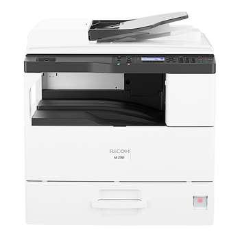 تصویر پرینتر لیزری سه کاره M 2701 ریکو Ricoh Digital B&W Multi Function Printer - black and white