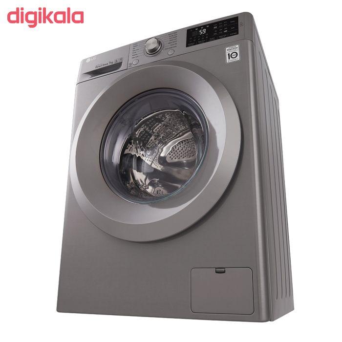 ماشین لباسشویی ال جی مدل WM-721NS ظرفیت ۷ کیلوگرم main 1 3