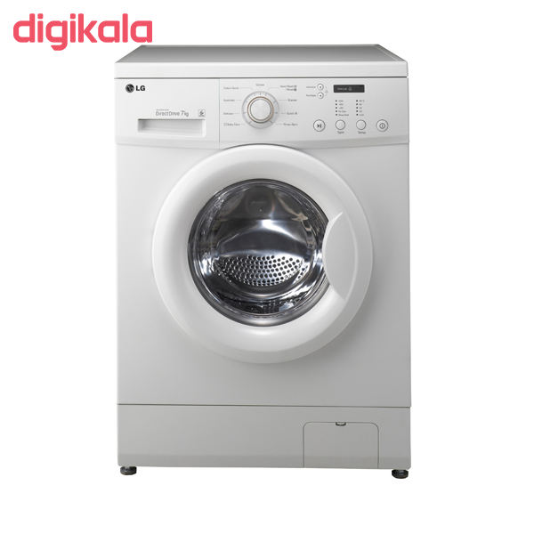 ماشین لباسشویی ال جی مدلWM-K702NW ظرفیت 7 کیلوگرم main 1 2