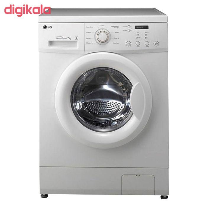 ماشین لباسشویی ال جی مدلWM-K702NW ظرفیت 7 کیلوگرم main 1 1