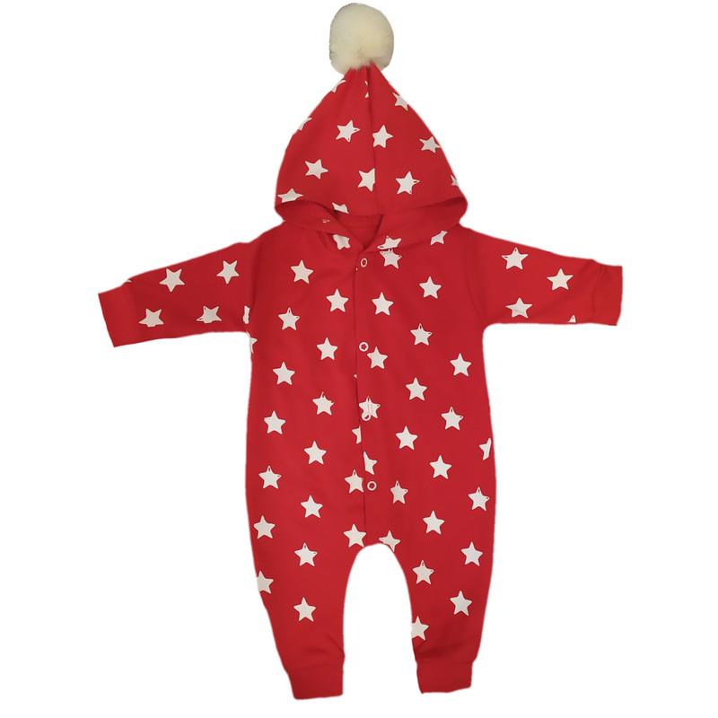 سرهمی نوزادی طرح ستاره کد a60