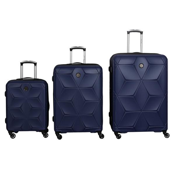 مجموعه سه عددی چمدان پیر کاردین مدل pc290