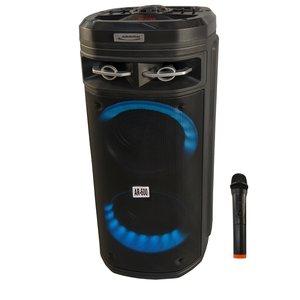 پخش کننده خانگی آرگون مدل AR-600 به همراه میکروفون