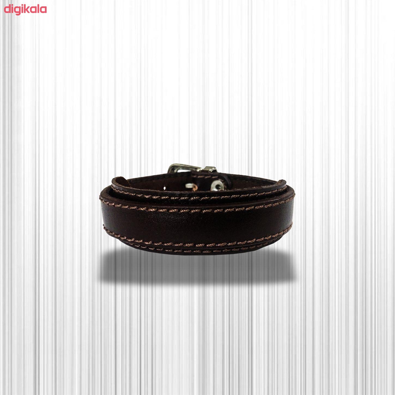 دستبند چرم وارک مدل رهام کد rb176 main 1 8