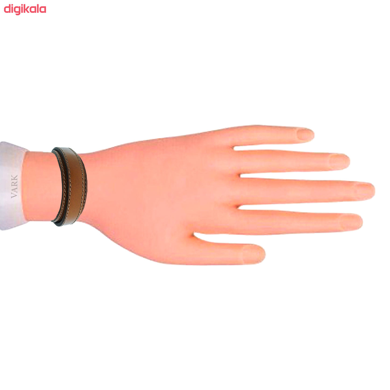 دستبند چرم وارک مدل رهام کد rb176 main 1 11