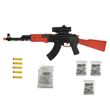 تفنگ بازی طرح کلاش مدل AK47 کد6588