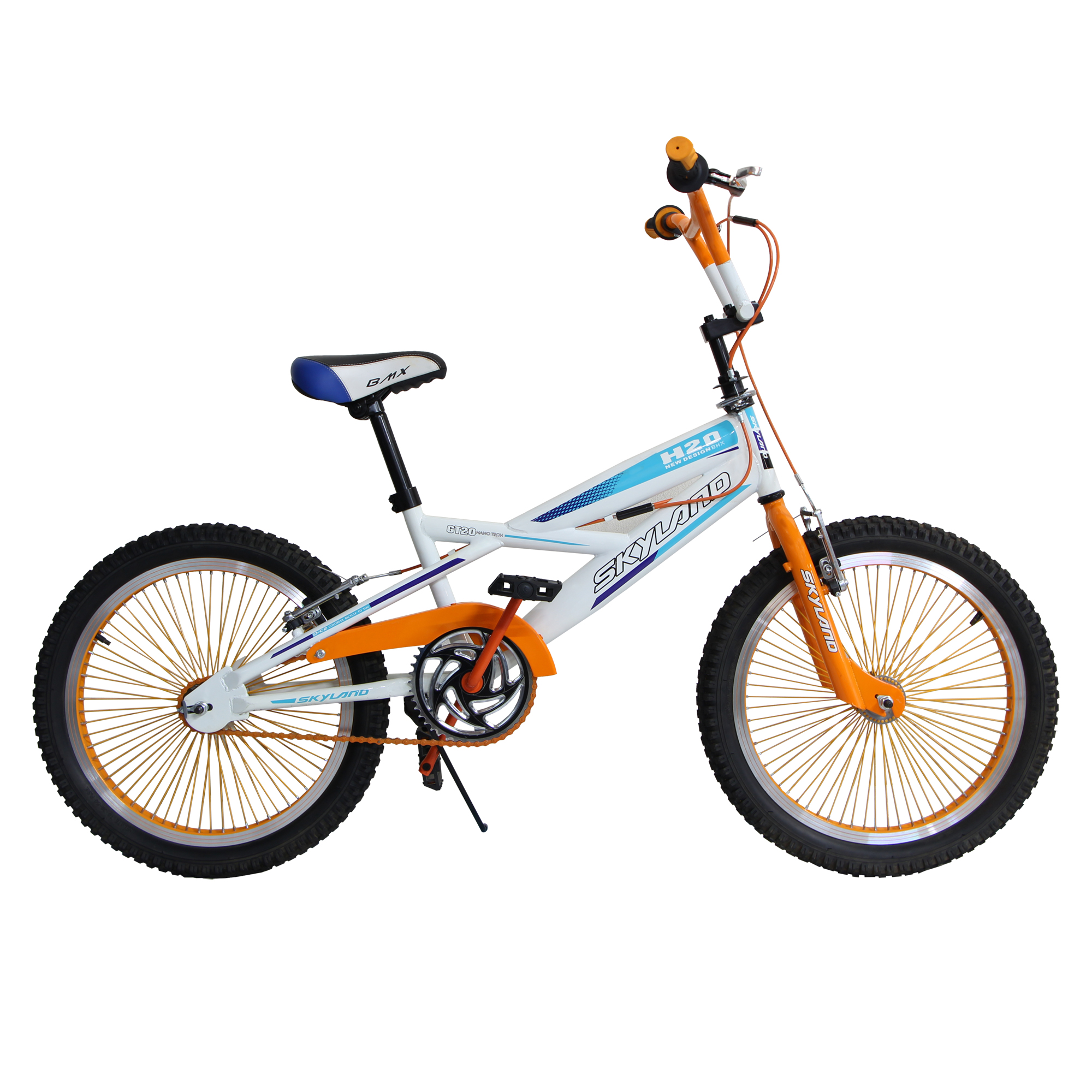 خرید                     دوچرخه شهری اسکای لند مدل BMX-0060SW سایز 20