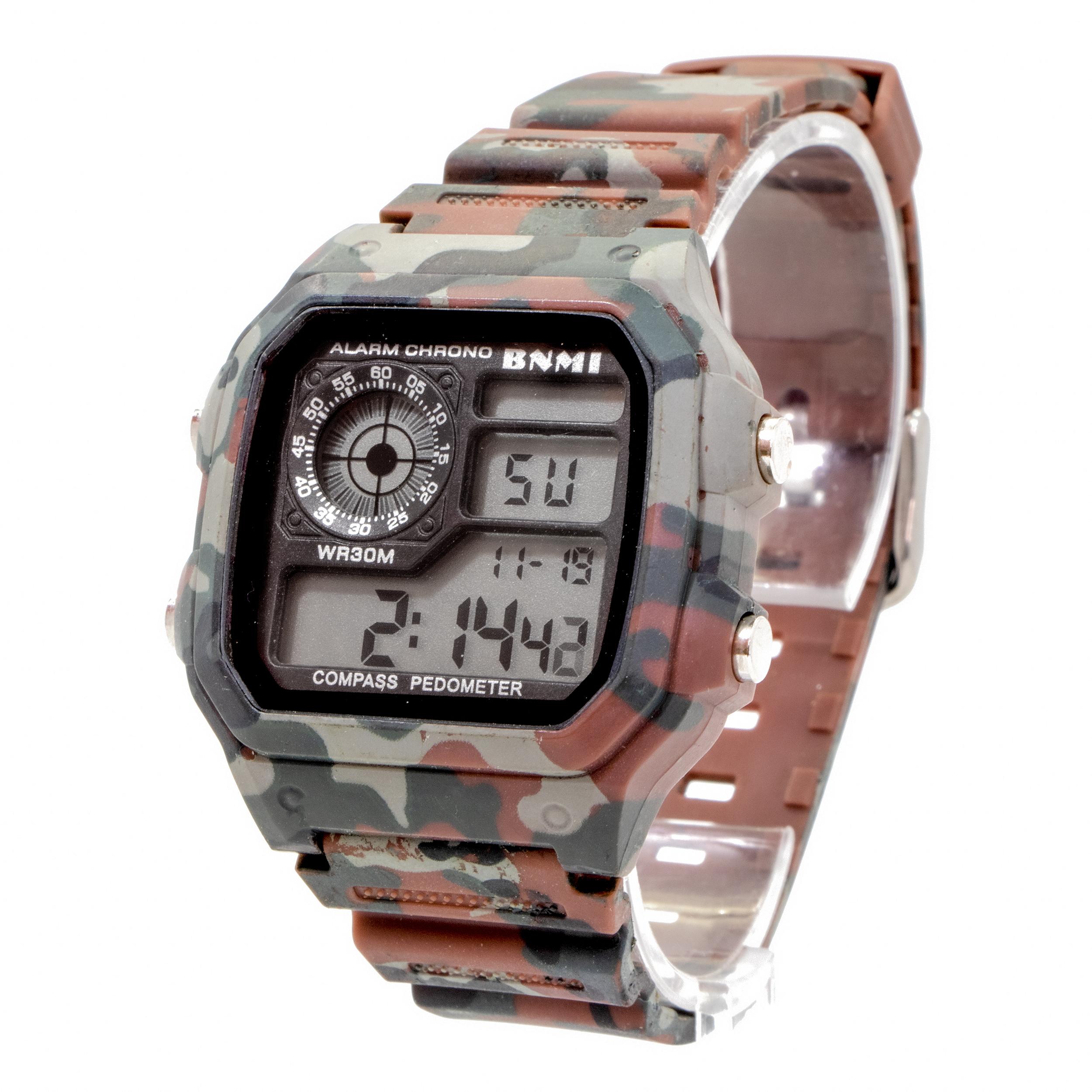 ساعت مچی دیجیتال بنمی مدل 0044012