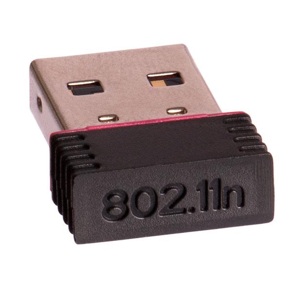 کارت شبکه USB بی سیم مدل PRK-n150