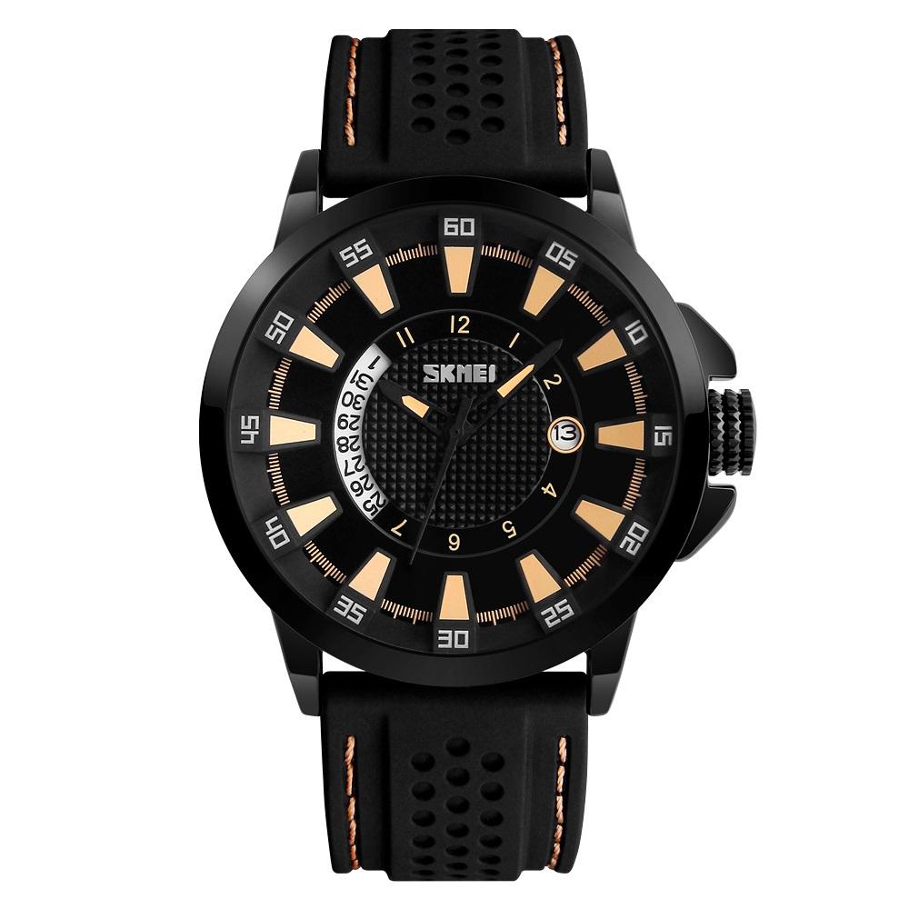 ساعت مچی عقربه ای مردانه اسکمی مدل 9152  کد 03              ارزان