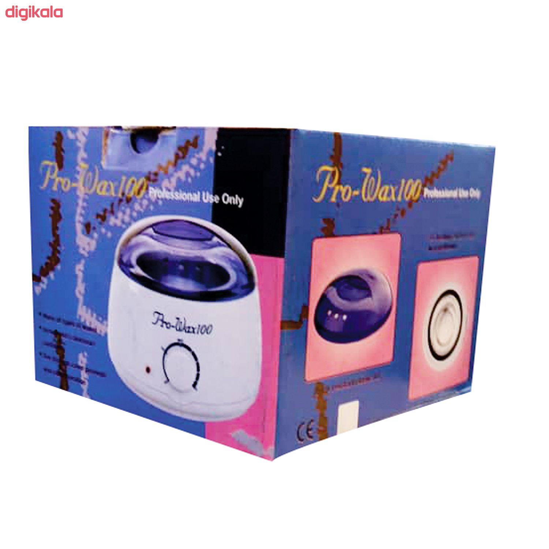 دستگاه موم گرم کن و ذوب وکس مدل IR-100 main 1 5