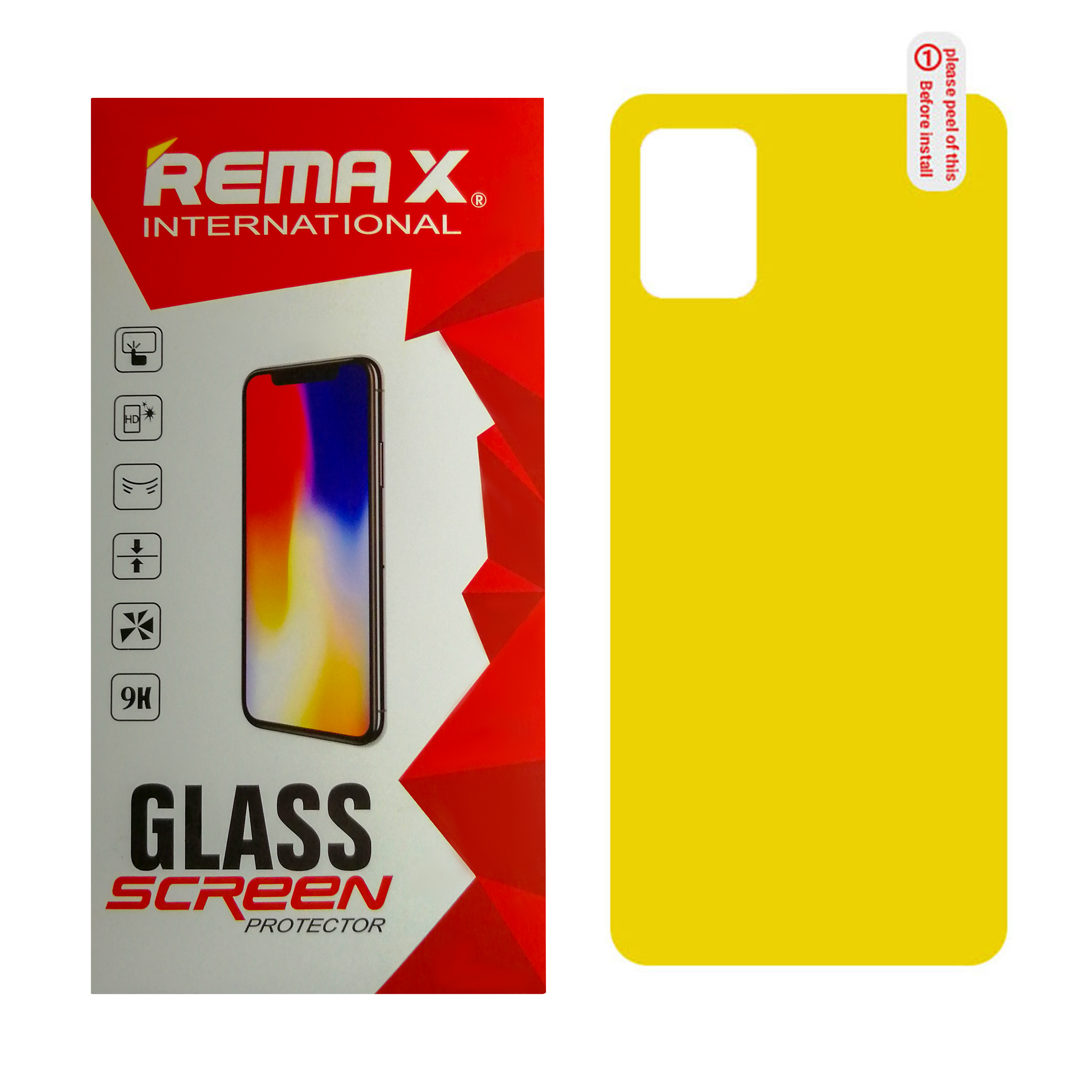 محافظ پشت گوشی مدل GS-5 مناسب برای گوشی موبایل سامسونگ Galaxy A51              ( قیمت و خرید)