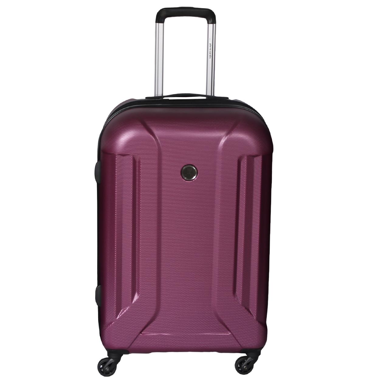 چمدان پیر کاردین مدل pc86296 سایز متوسط