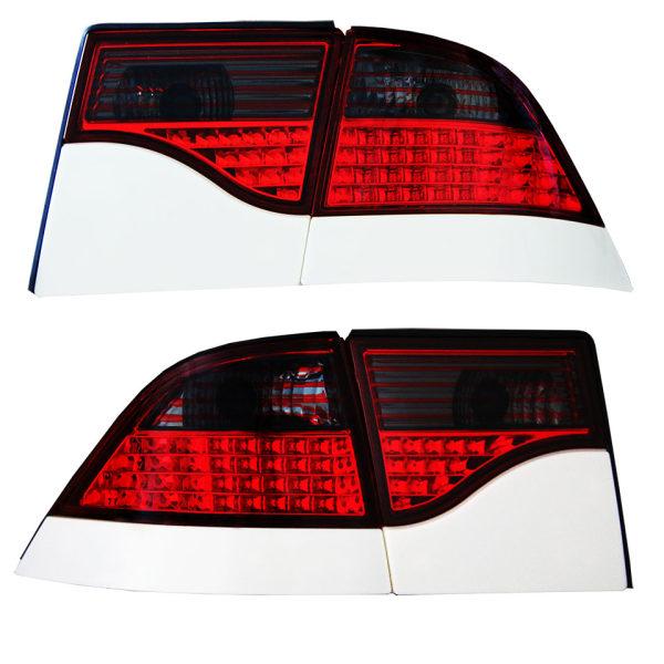 چراغ عقب خودرو کوپر کد 2011 مناسب برای سمند بسته 4 عددی