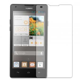 محافظ صفحه نمایش شیشه ای تمپرد مناسب برای گوشی موبایل هوآوی Ascend G740