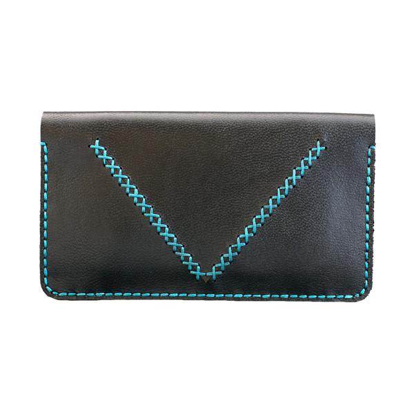 کیف پول چرمی چرم ونوم مدل CM01001