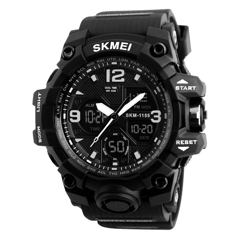 ساعت مچی عقربه ای مردانه اسکمی مدل 1155              ارزان