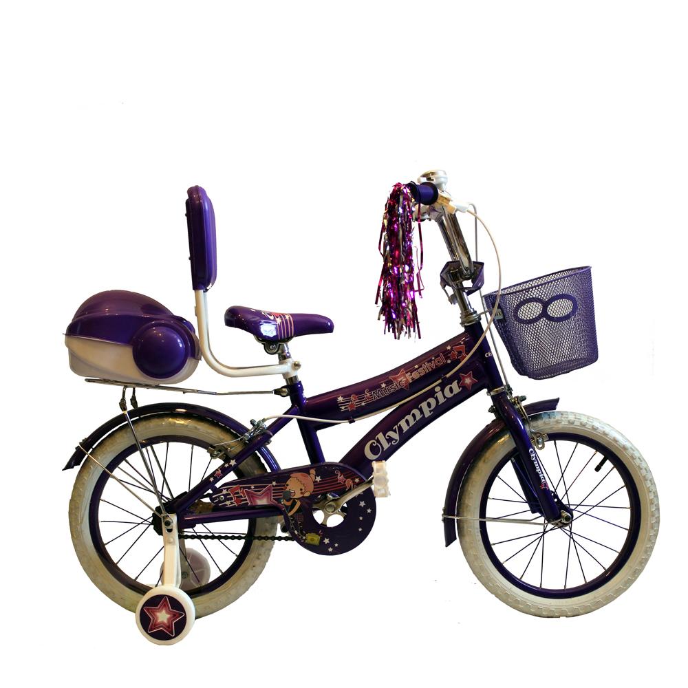 دوچرخه شهری المپیا مدل 16111 سایز 16