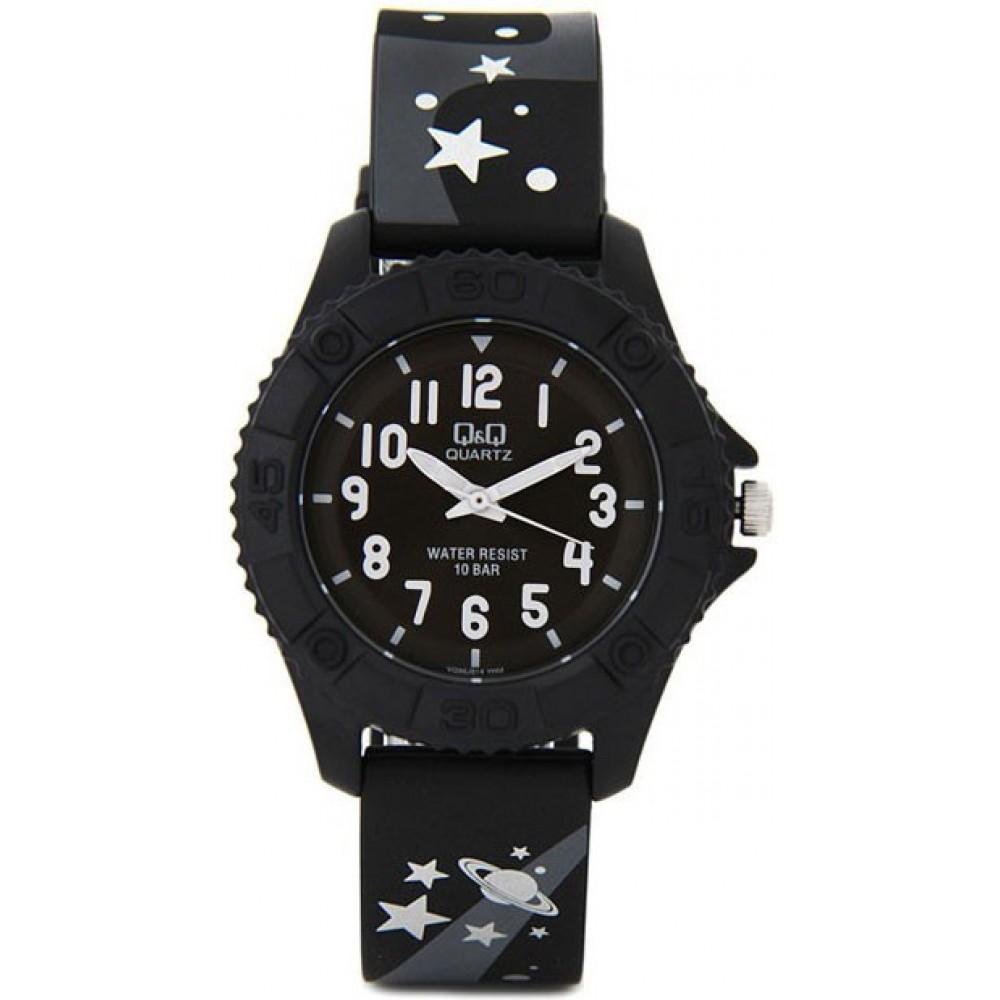 ساعت مچی عقربه ای بچگانه کیو اند کیو مدل vq96j014y