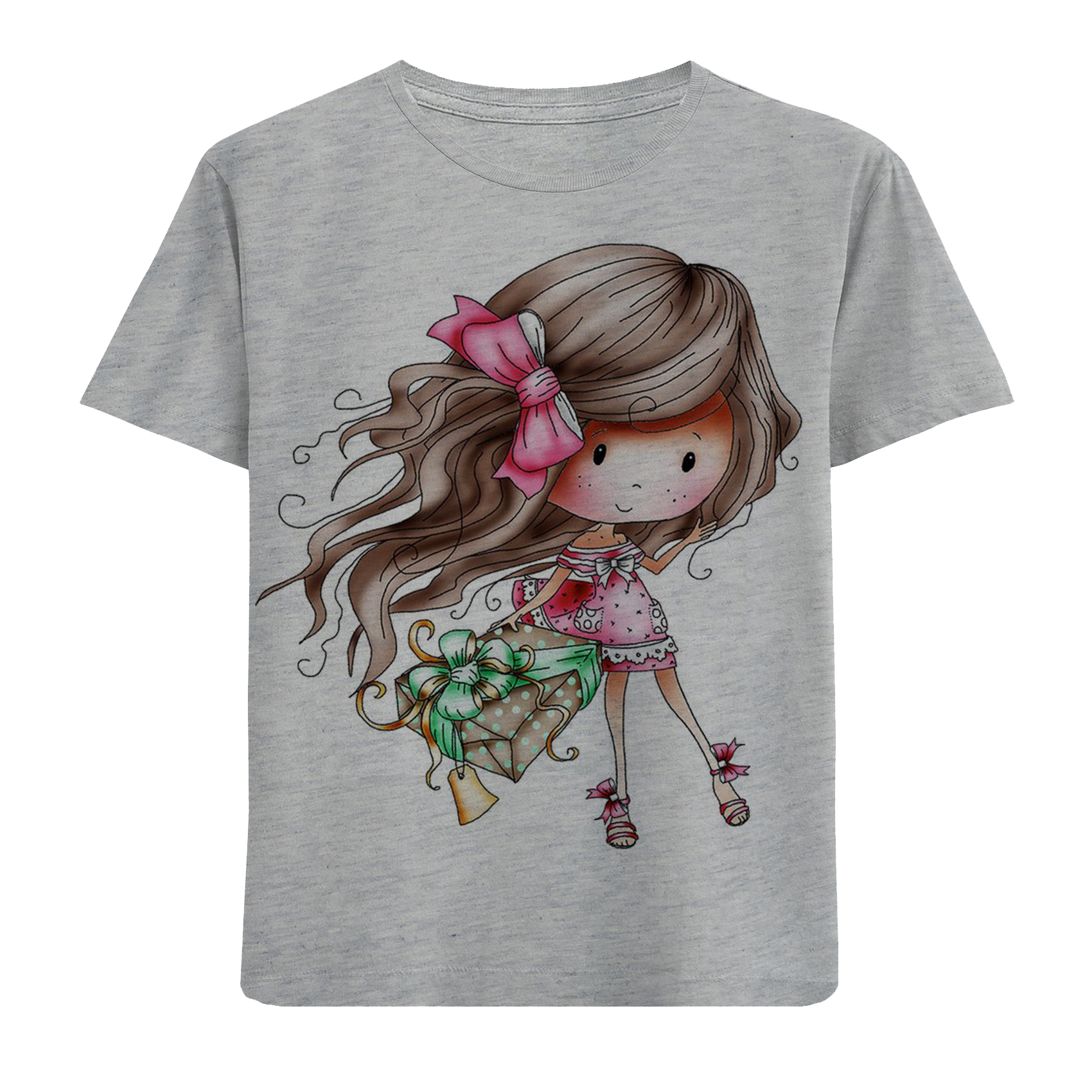 تی شرت و پولوشرت دخترانه
