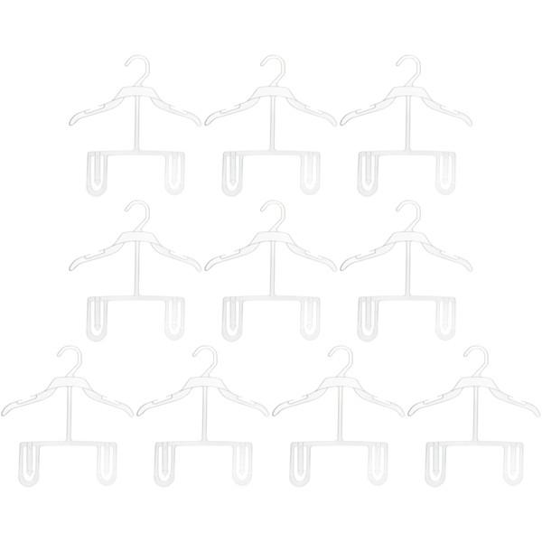 چوب لباسی نوزاد کد FF-101 بسته 10 عددی
