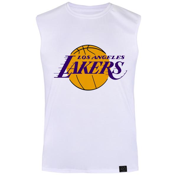 تاپ مردانه 27 طرح Lakers کد J10