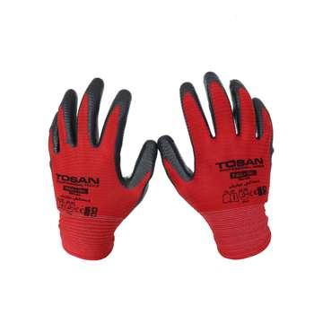 دستکش ایمنی توسن مدل TDP-N10