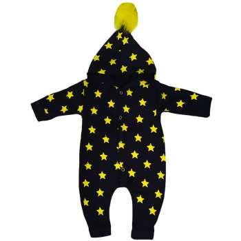 سرهمی نوزادی طرح ستاره کد a59