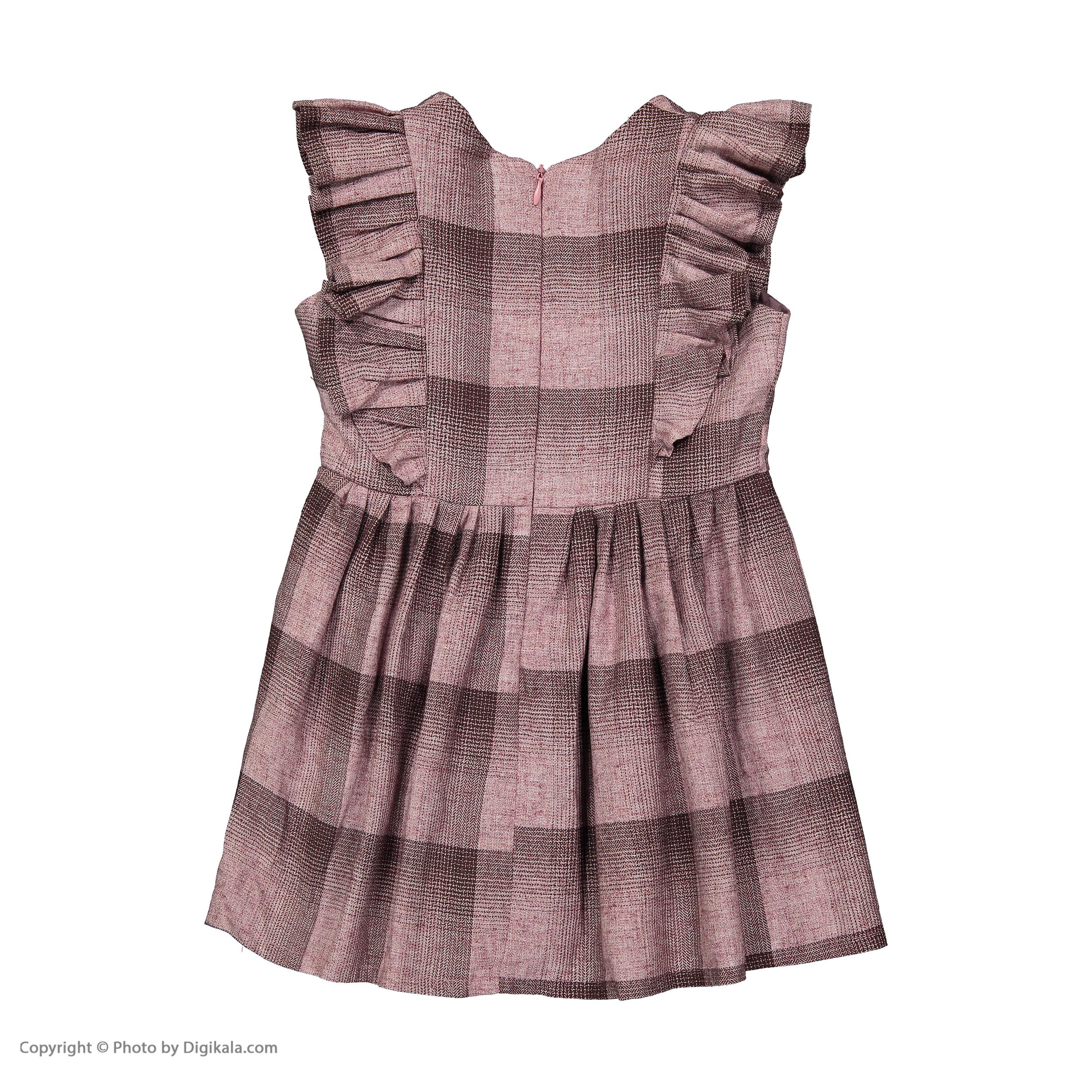 پیراهن دخترانه مهرک مدل 1381124-6469
