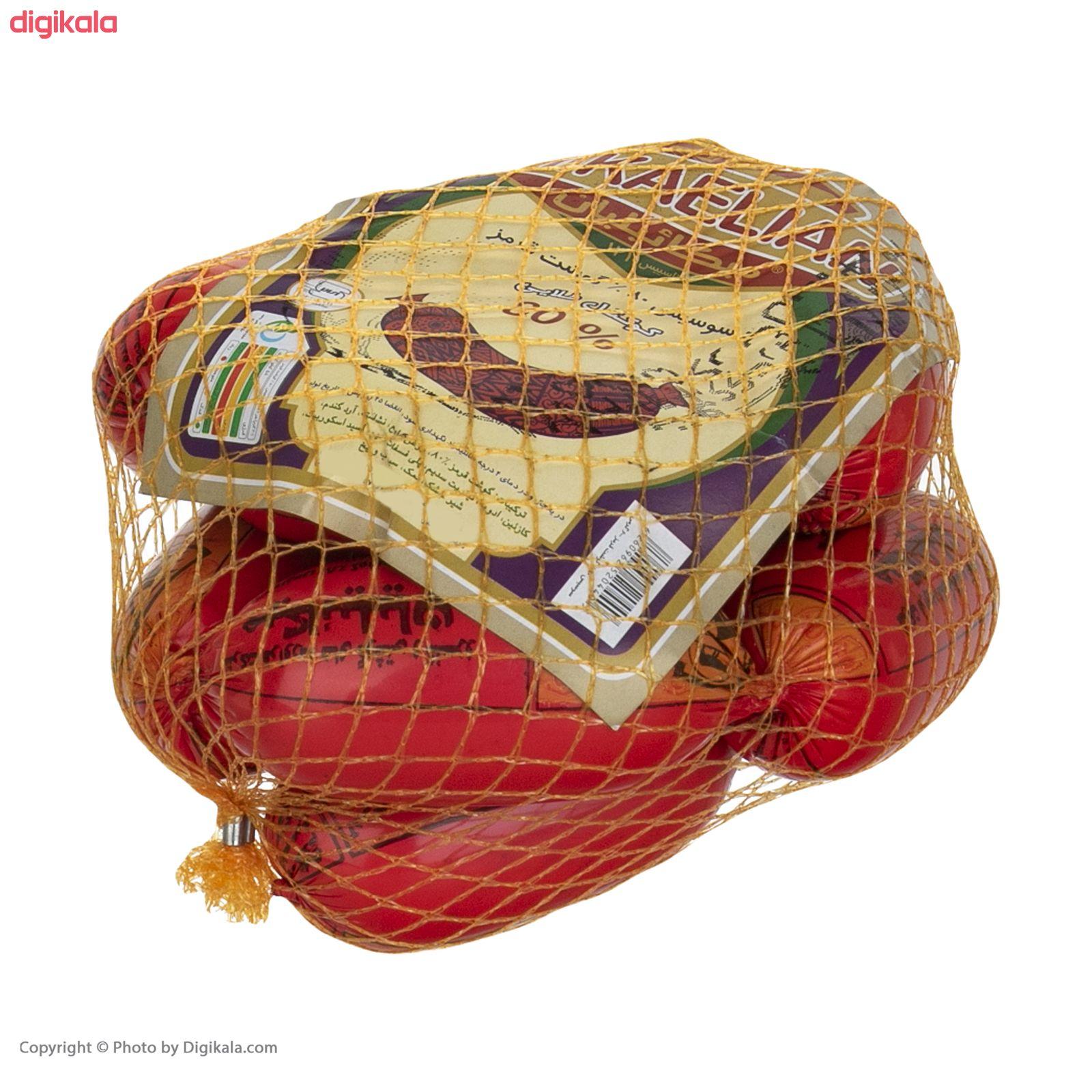 کوکتل طلایی گوشت قرمز 80% میکائیلیان مقدار 600 گرم main 1 2