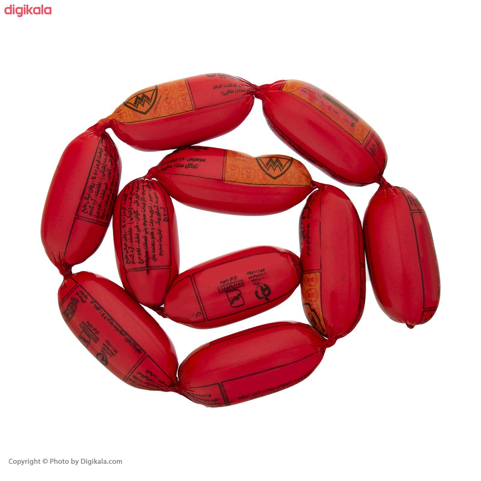 کوکتل طلایی گوشت قرمز 80% میکائیلیان مقدار 600 گرم main 1 3