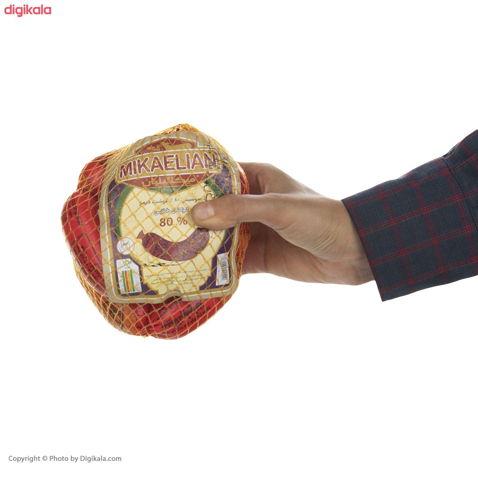 کوکتل طلایی گوشت قرمز 80% میکائیلیان مقدار 600 گرم main 1 6